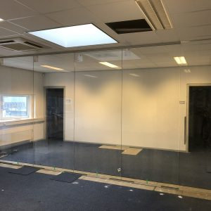 Opbouw Systeemwand